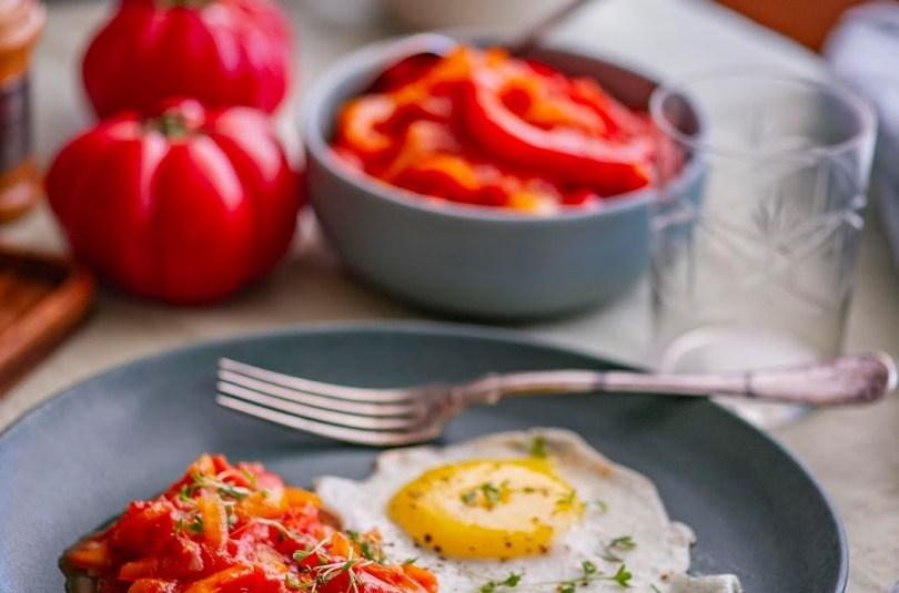 Midagi maitsvat Itaaliast. Peperonata ehk tomatine paprikahautis