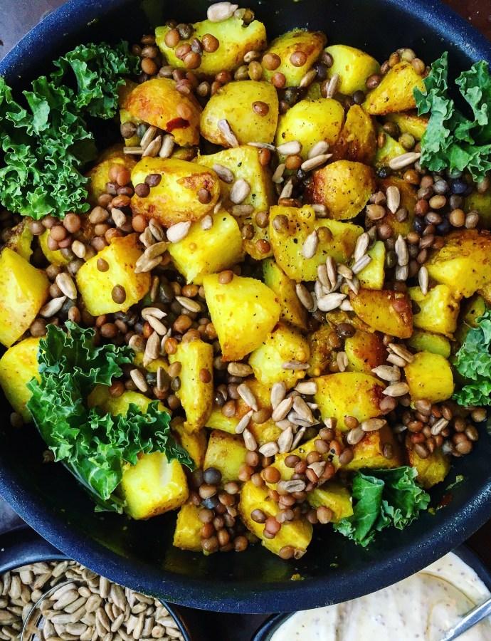 Nya rätter med matrester: potatis (del 2)