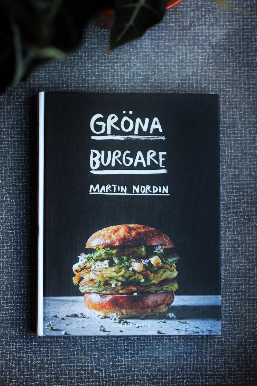 martin nordin vegetarisk kokbok julklappstips gröna burgare