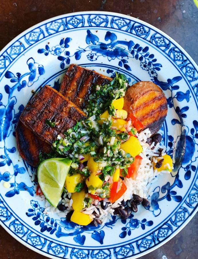 Jamaican Jerk BBQ – veganska grilltips!