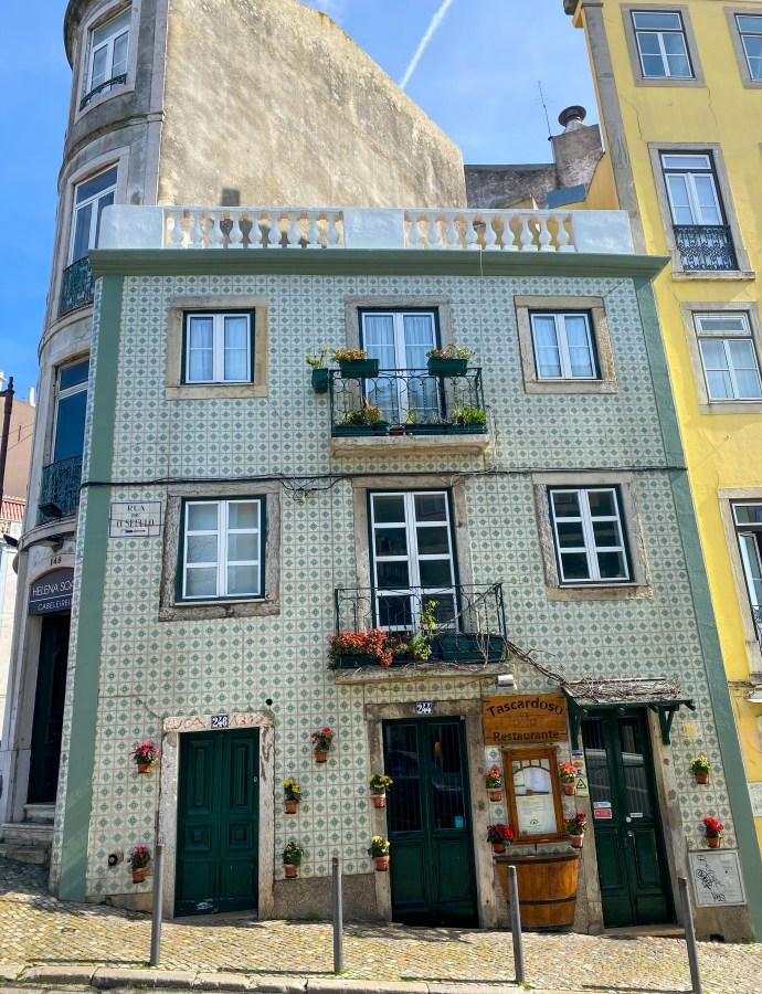 Tuvessonskans guide till Lissabon