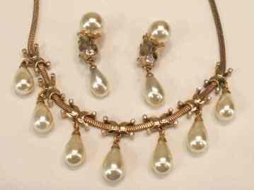 perlas vintage