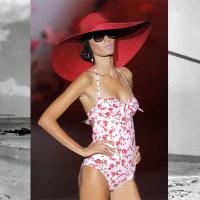 Trajes de baño y bikinis: inspiración vintage
