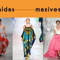 Tendencias TU Vintage: Maxifaldas-Maxivestidos
