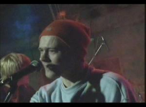 """Grupas """"Toothsome Twang"""""""" laikā, 2003.gadā."""