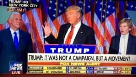 Ekrānšāviņš no ''FOX NEWS''