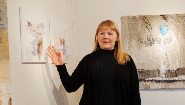 """Daina Deksne – Gundersena: """"Mākslai ir liels spēks!"""""""