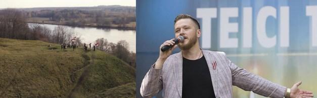 Tie esam mēs, kas latvju rītdienu rada. Jauna dziesma Latvijai (+VIDEO)