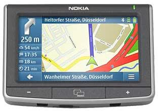 Nokia 500 Smart Phone with Symbian Anna Operating System