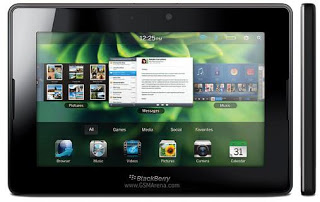 BlackBerry PlayBook Tablet Woes against Android and iOS Devices