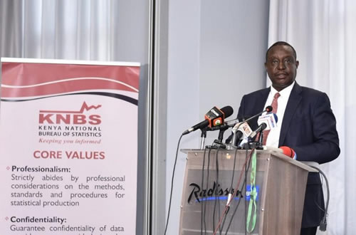 Kenya's Population Census Slated for this August 2019 will be Digitized, Personnel to be Recruited at Sub-County Level