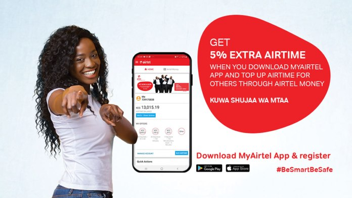 Airtel Kenya upgrades its network to 5G, but you will not access it just yet