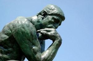Rodin's Thinker