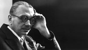 Kurt Gödel, the perfect mind to examine the US constitution. Flickr/Levan Ramishvili