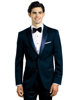Black Troy Tuxedo by After Six Formals