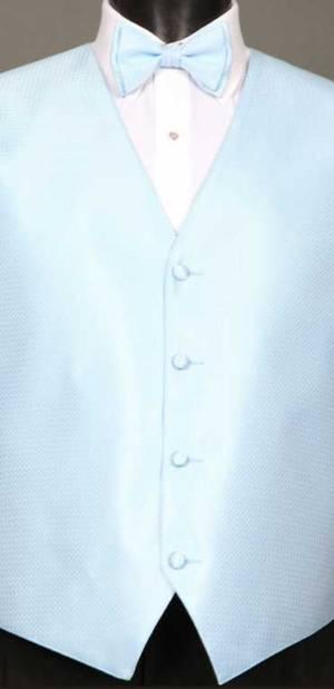 Capri Devon Vest with matching Bow Tie