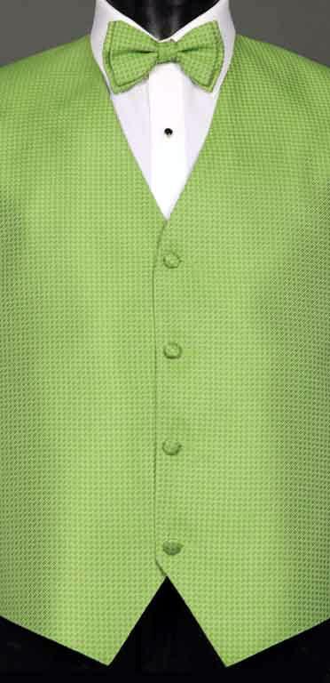 Kiwi Devon Vest with matching bow tie