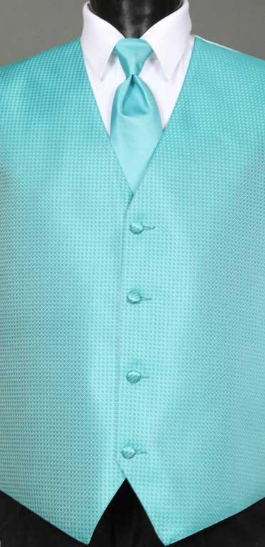 Pool Devon vest with Pool Simply Solid Windsor tie