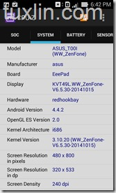 Review screenshot Asus Zenfone 4 Tuxlin Blog_03
