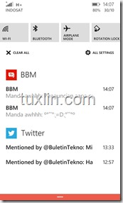Update BBM Lumia Windows Phone Tuxlin_06