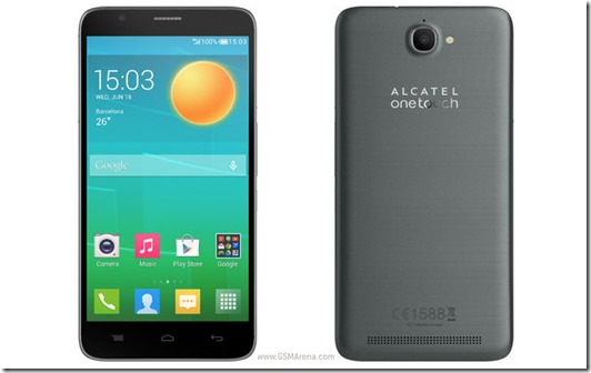 Alcatel One Touch Flash