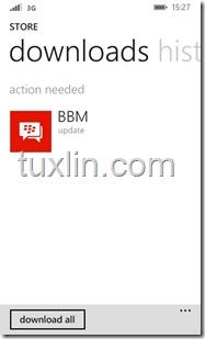 Review BBM 2.0 for Windows Phone Tuxlin Blog01