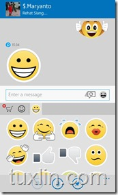 Review BBM 2.0 for Windows Phone Tuxlin Blog09