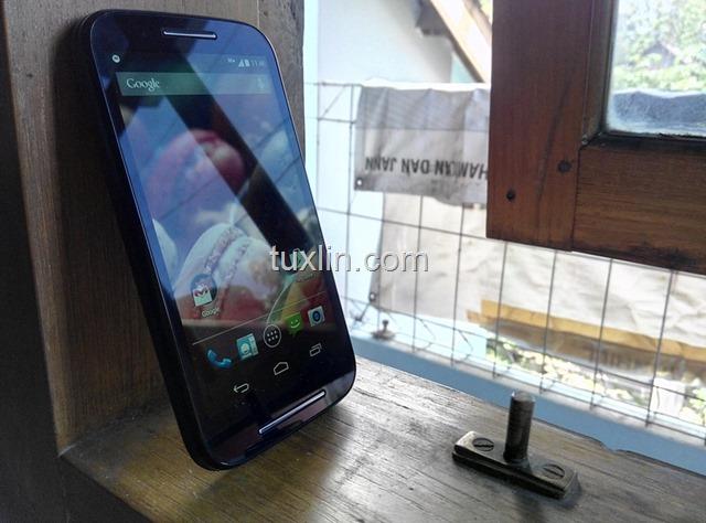 Review Motorola Moto E