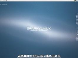 SparkyLinux 3.6