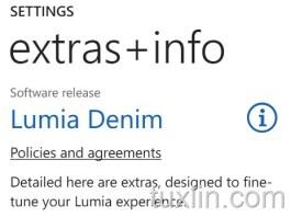 Update Lumia Denim