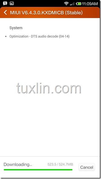 Cara Update MIUI v6 Xiaomi Mi3  Tuxlin Blog07