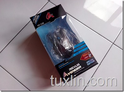 Preview Mouse Rexus Avenger RX110 Tuxlin Blog01