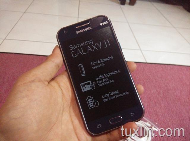 Preview Samsung Galaxy J1