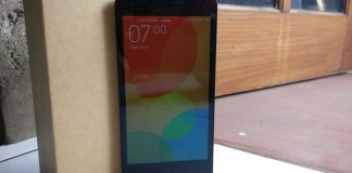 Preview Xiaomi Redmi 2