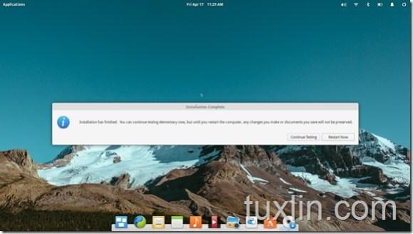 Screenshot Instal elementary OS 0.3 Freya Tuxlin Blog14