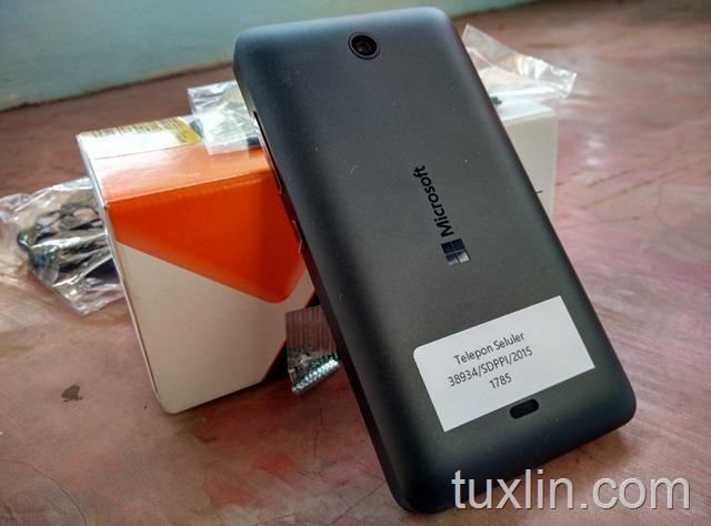 Review Kamera Ponsel Lumia 430