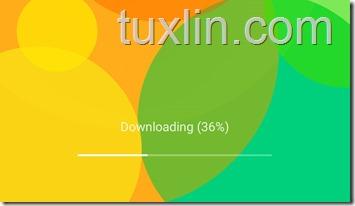 Screenshot Update Xiaomi Mi 4i Tuxlin Blog03