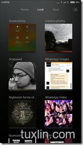 Screenshot Xiaomi Mi3 Tuxlin Blog24