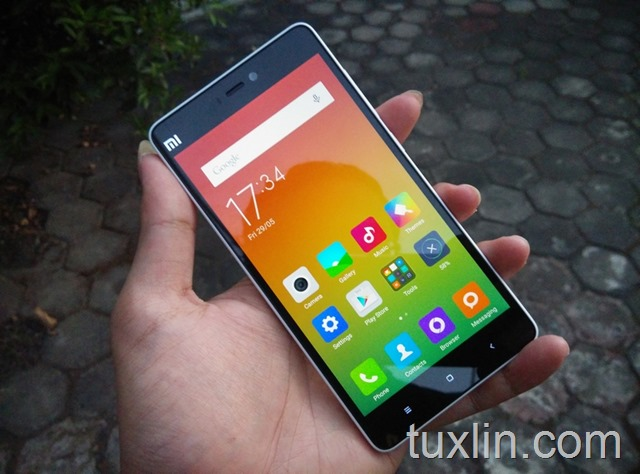 Review Xiaomi Mi 4i Tuxlin Blog