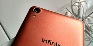 Review Kamera Infinix Hot Note X551