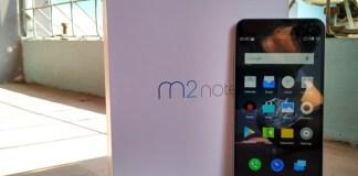 Ponsel Meizu M2 Note