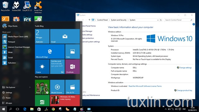 Top 12 Cara Upgrade Windows 8 1 Bajakan Ke Windows 10 - Gorgeous Tiny