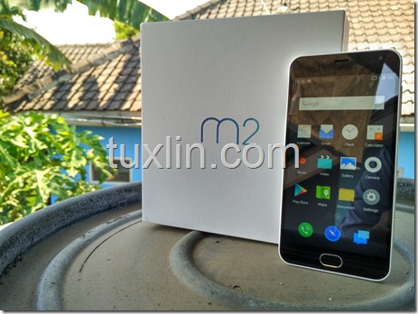 Review Meizu M2