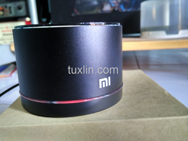 Review Xiaomi Bluetooth Speaker
