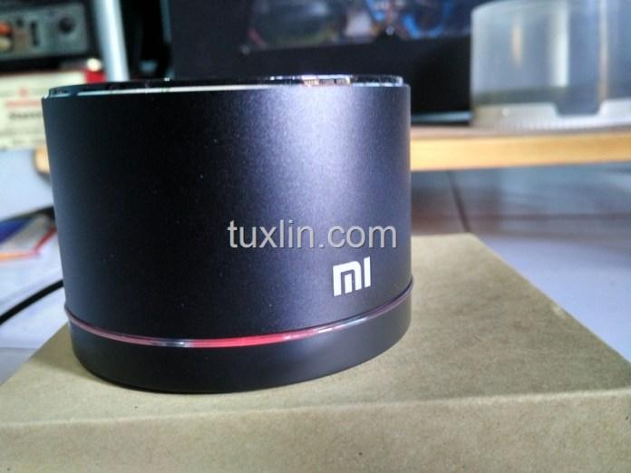 Review Xiaomi Bluetooth Speaker