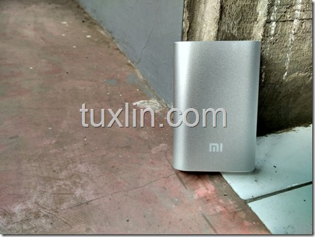 Review Power Bank Xiaomi 10000mAh Tuxlin Blog