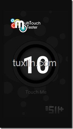 Multitouch Tester Xiaomi Redmi Note 2