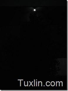 Hasil Foto Kamera Lenovo A1000 Malam Hari dengan LED flash