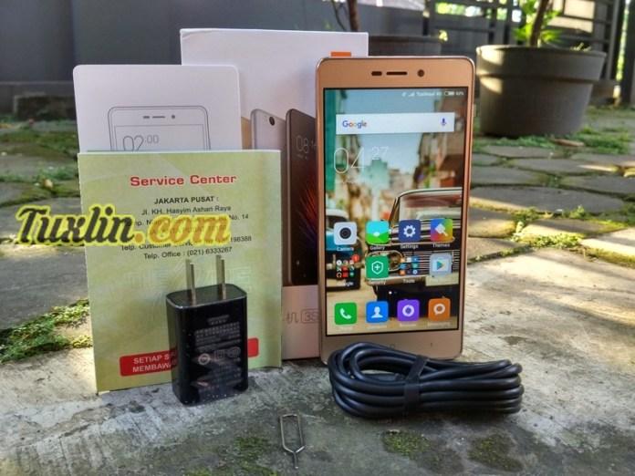 Paket Penjualan Xiaomi Redmi 3S