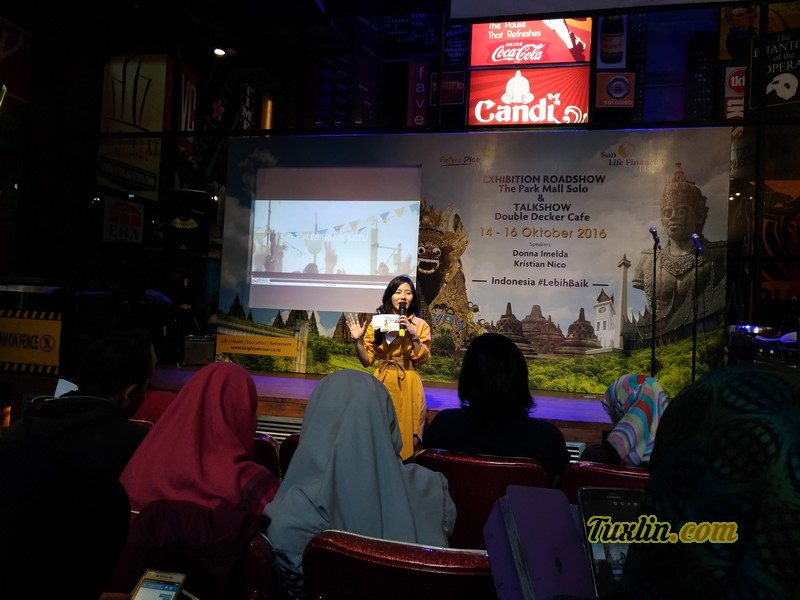 Fun Talkshow SunLife Financial